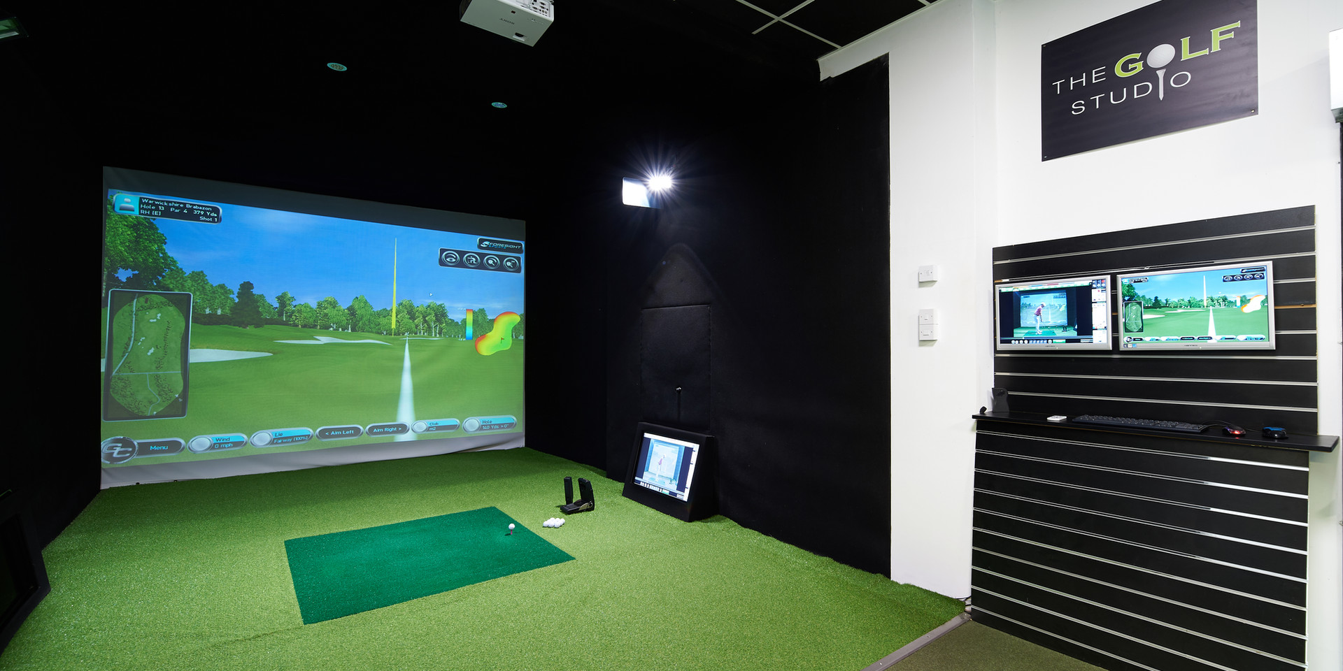 GC2 Launch Monitor & V1 Sports Video Analysis