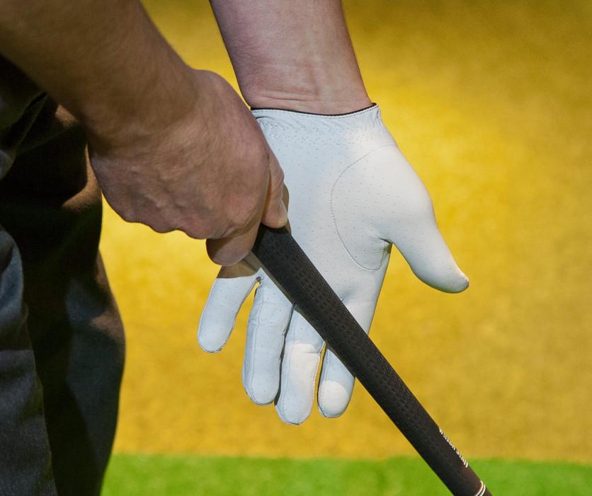 A fundamental of golf