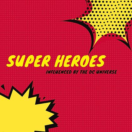 Super Heroes  - Bandana