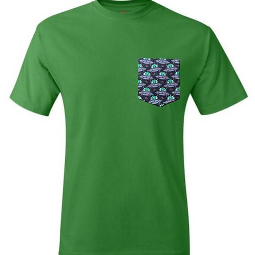 Green Aliens - short sleeve