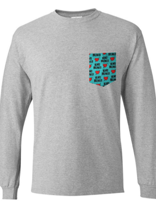 Heartbreaker - long sleeve