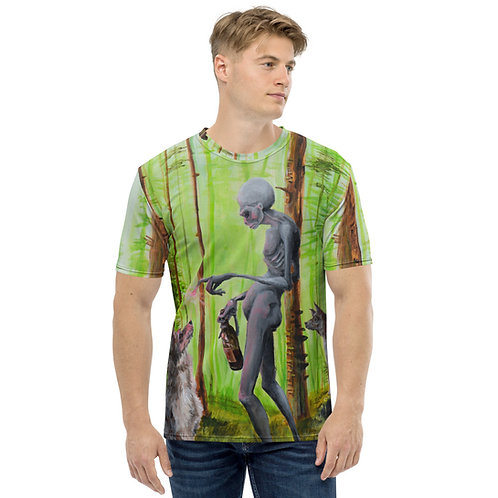 'Earthly Delights' Full Coverage Tee