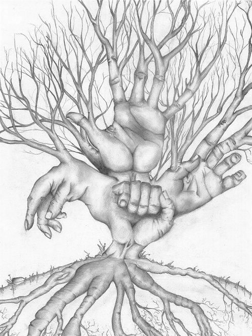 Reaching Out Original