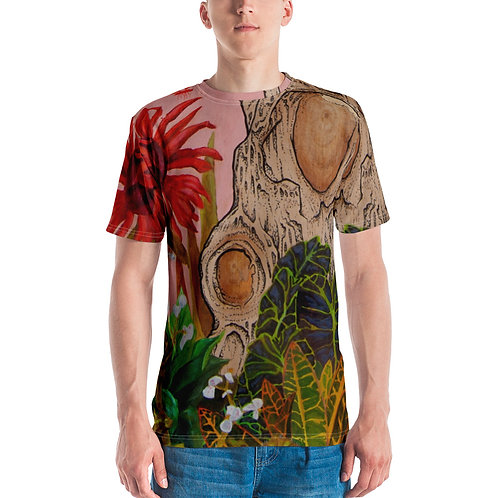 'A Garden Above, A Garden Below' Full Coverage Tee