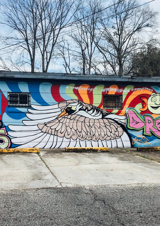 Wall #109 MLK Festival of Service 2019: Mural #9