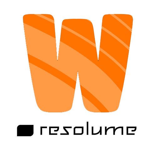 Wire Resolume