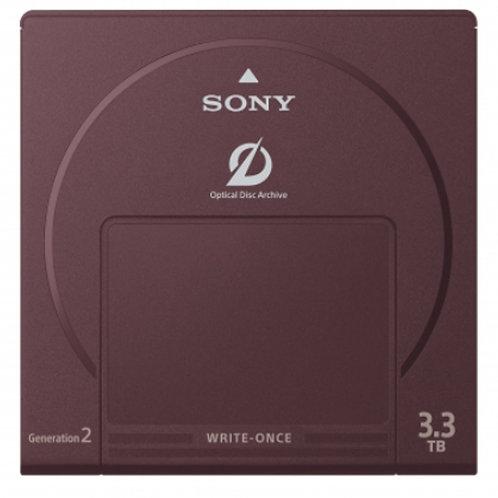 Cartuchos de discos ópticos de segunda generación