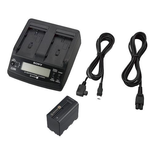 Adaptador/cargador de CA y kit de batería