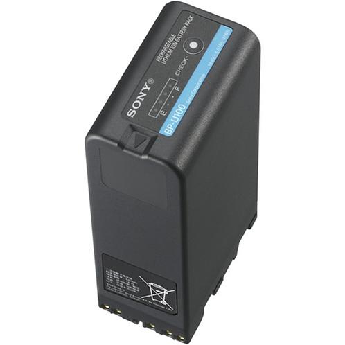 Batería Sony BP-U100 de iones de litio