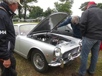 Out and about on the hunt for unusual classic cars and the occasional hidden gem
