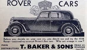 Completely out of the blue, news of a former cherished one  (I am referring to a car of course)