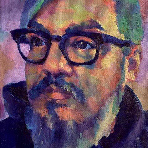 Jose Alan En Mauve