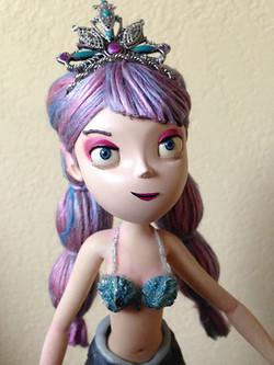 Aquamarina Puppet - Mermaids on Mars