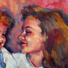 Detail - Inna and Mother