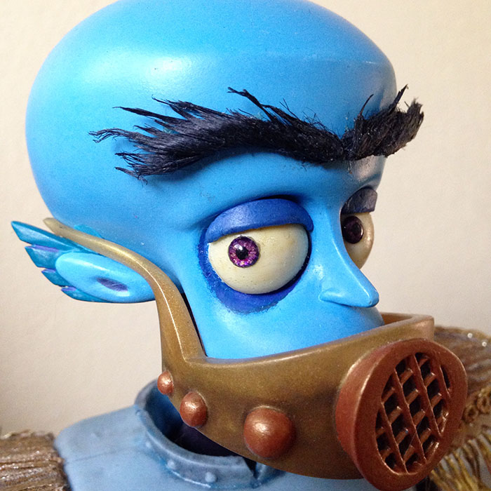 Glaucus Puppet - Mermaids on Mars