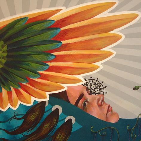 Wing (Detail)