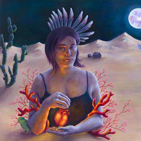 Memory Still Life No. 3 - Desert Heart
