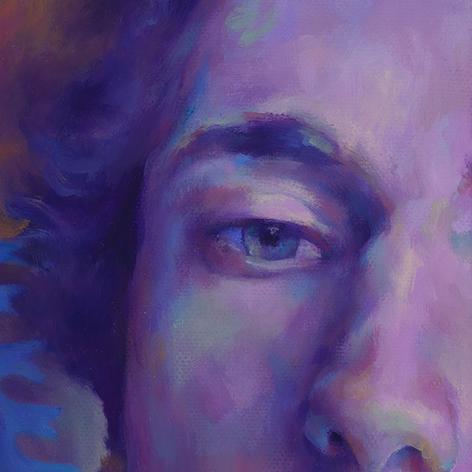Tongueless Night - Detail