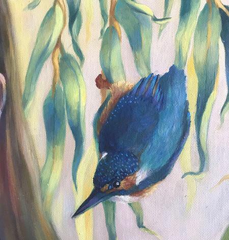 Mother As God I (Detail)