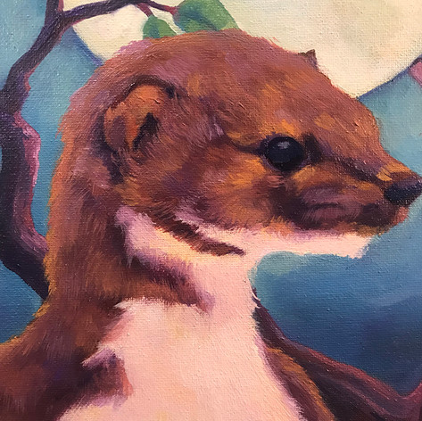 And Weasel (Detail)