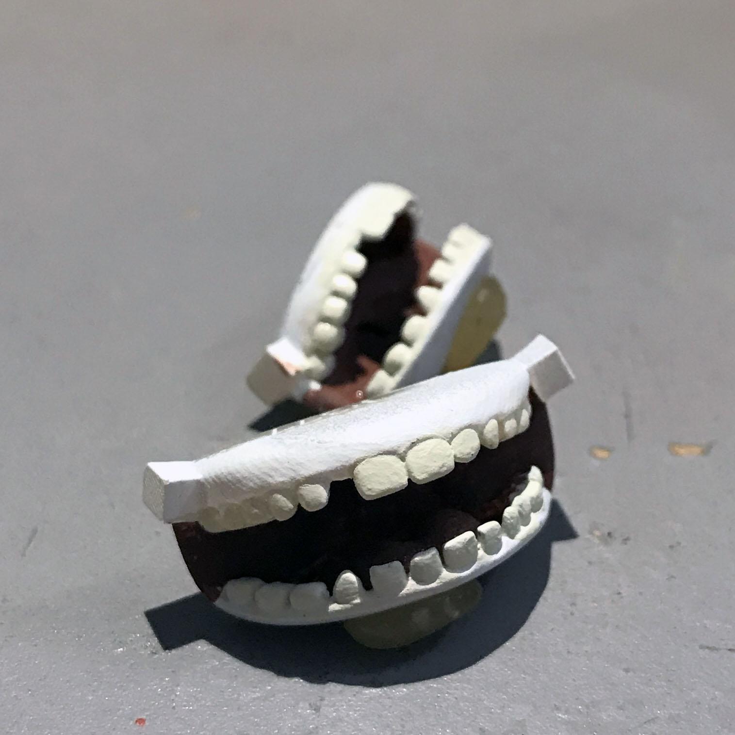 Hap Teeth - The Shadow King