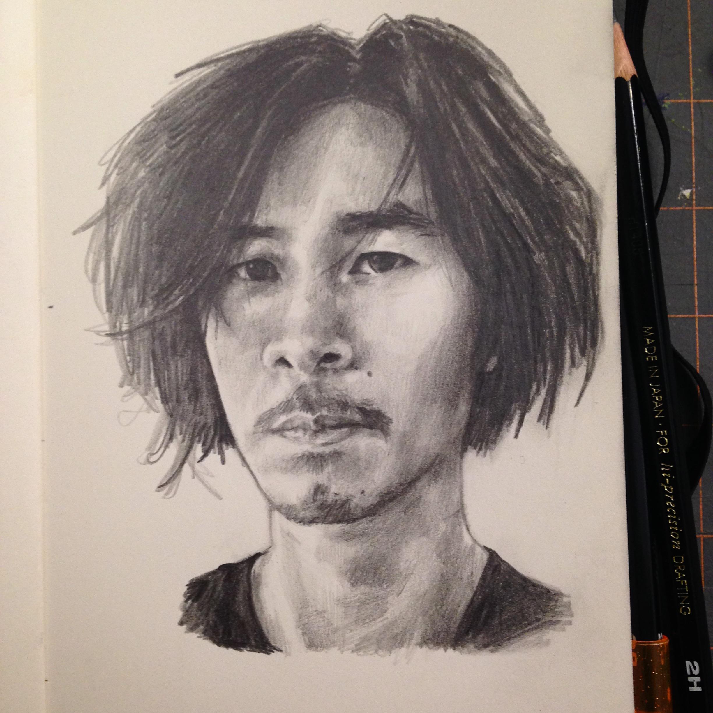 Portrait of Nam