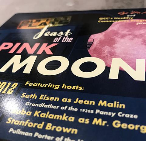 Buffet Flats: Pink Moon