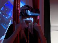 Performance seminar/installation 360-degree video experience
