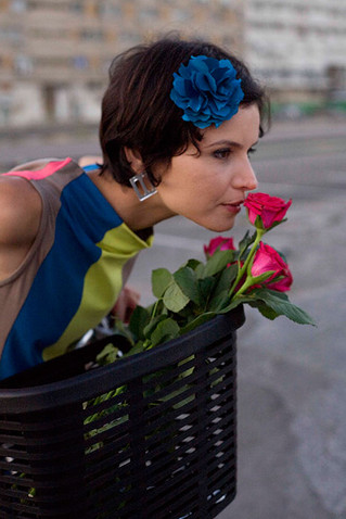 Fragrance in Roses