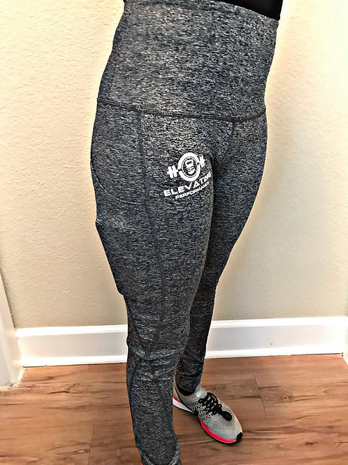 Elevating Performance Leggings w/ Pockets