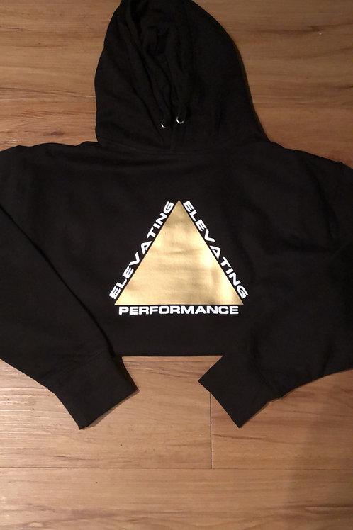 Elevating Performance Pyramid Hoodie
