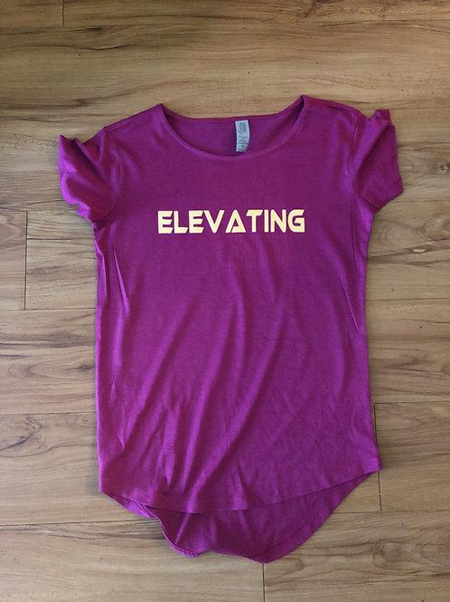 Women's Elevating T