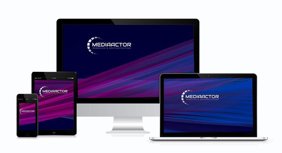 MEDIAACTOR Webdesign & Grafikgestaltung | Tönisvorst