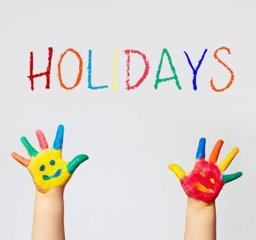 1 week to go then... October holidays are here