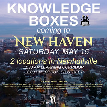 Knowledge Box Install Event - Made with