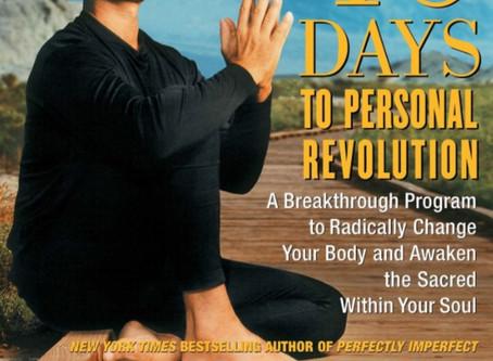 40 Days to Personal Revolution - Námskeið