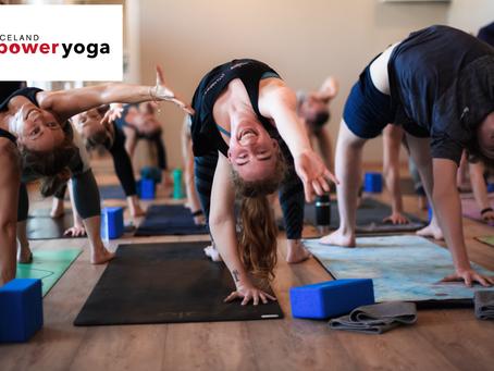 Intro to Baptiste Power Yoga - with master teacher Alice Riccardi