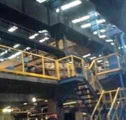 ¡Una fábrica De Acero! Curso de Combustión