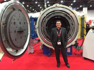 Exposición Industrial de Tratamientos Térmicos Detroit 2015