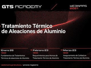 Conferencia: Hornos para Tratamiento Térmico de Aluminio, Consideraciones para el Diseño