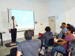 El nuevo Capítulo de la ASM en México presente en la Universidad La Salle