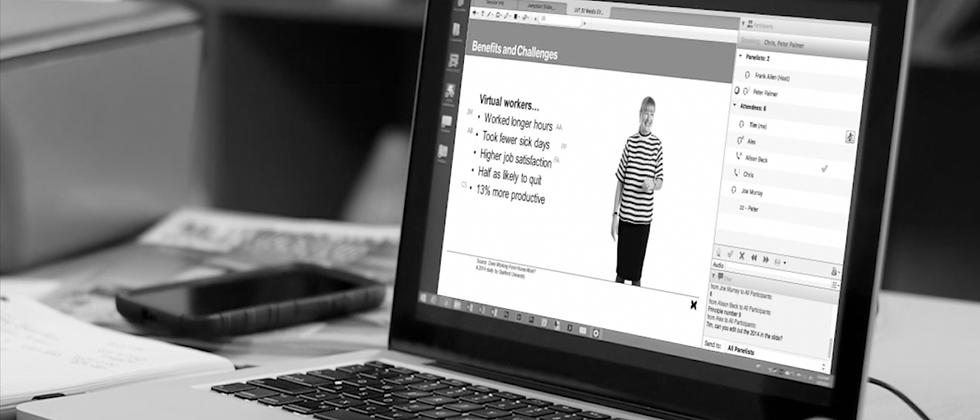 Virtual Meetings that Engage