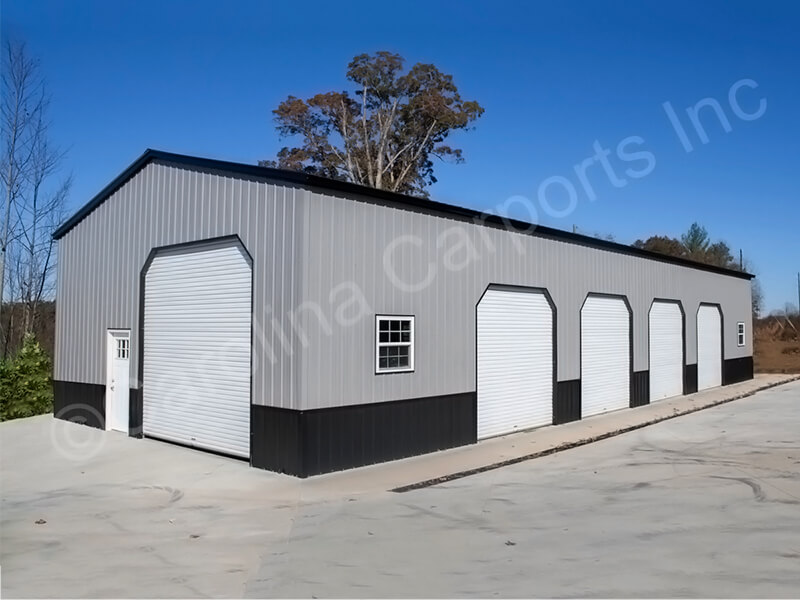 Vertical-Deluxe-Fully-Enclosed-Garage