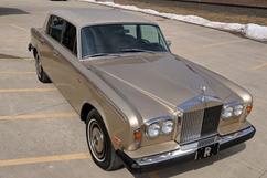 Rolls Royce Silver Wraith 1977