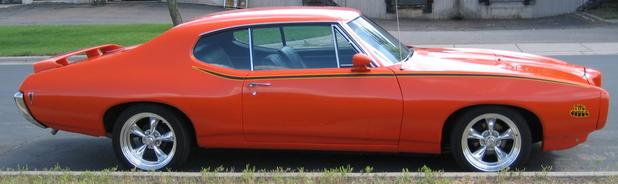 GTO 1968 (The Judge)