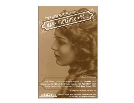 MARY PICKFORD FILM FESTIVAL