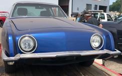 Studebaker Avanti 1963 detail