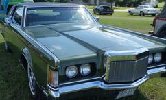 Lincoln Mark 3 1971
