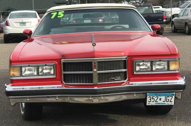 Pontiac Gran Ville 1975