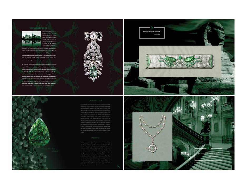 GREEN MANTIS BOOK
